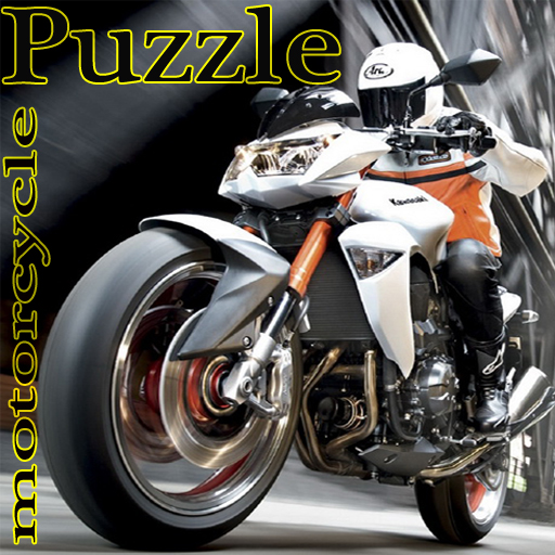 Puzzle Motorcycle 3