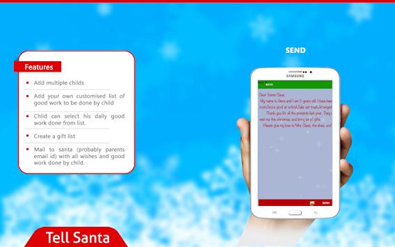 tellsanta christmas gift apk latest version download free