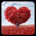 Love Tree Live Wallpaper icon