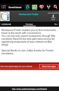 Finland Android - screenshot thumbnail