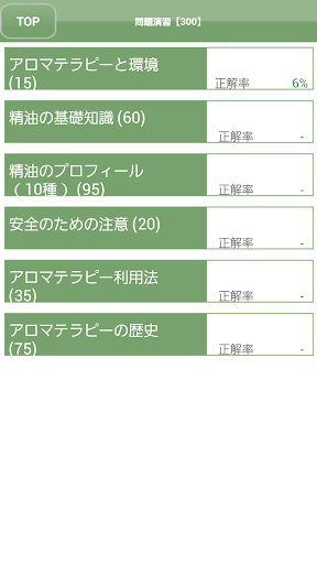 玩免費教育APP|下載アロマテラピー検定対策2級問題集アプリ app不用錢|硬是要APP
