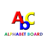 Baby ABC Alphabet Board