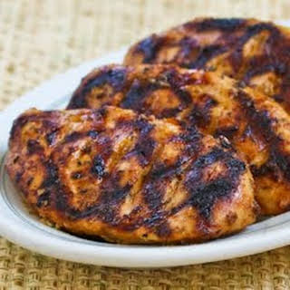 Recipe for Savory Marinade for Grilled Chicken, Pork, or Beef (Low Carb, Sugar-Free, Gluten-Free).