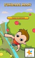 Screenshot of Pinball Man
