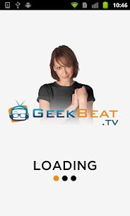GeekBeat.TV Screenshot 1