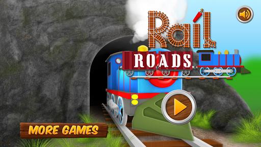 鐵路公路 - 火車駕駛