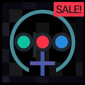 BLACK+ - Icon Pack