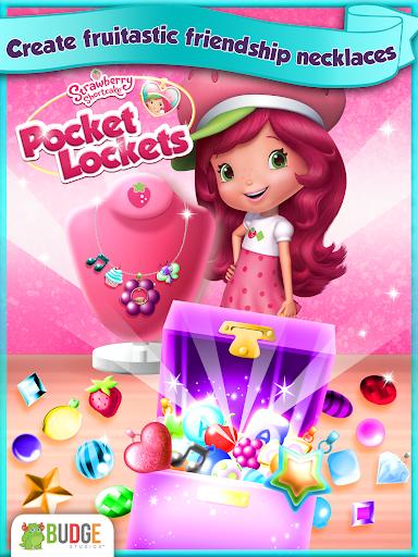 Strawberry Shortcake Lockets Screenshot