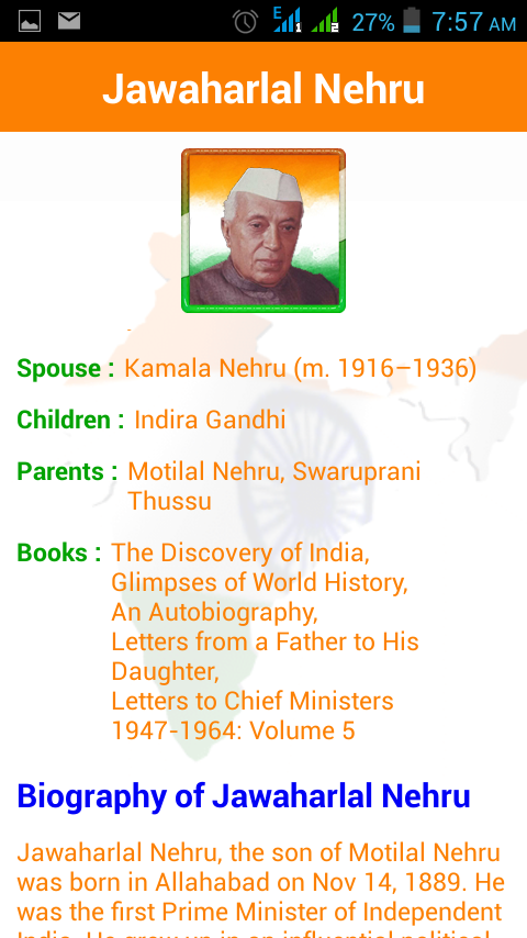 Indian Freedom Fighter - Android Apps on Google Play