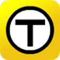 Boston Bus Tracker MBTA logo