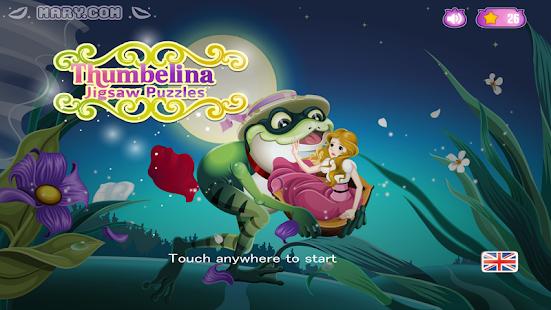 Thumbelina puzzle – 免費