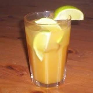 Caribbean Rum Punch.