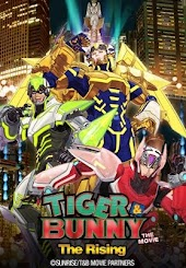 TIGER & BUNNY -The Movie- The Rising