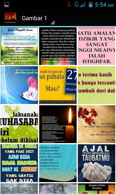 Gambar Nasehat Islami Android Apps Google Play Screenshot Kata