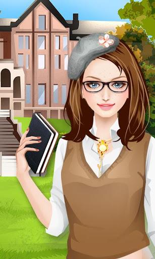 Fashion Teacher Dress Makeup