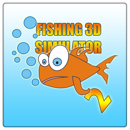 Fishing 3D Simulator. River