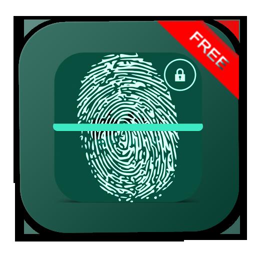 app lock finger scanner