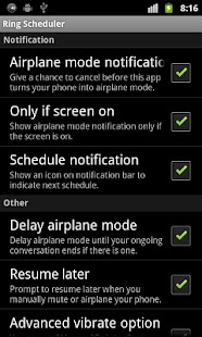 Ring Scheduler - screenshot thumbnail