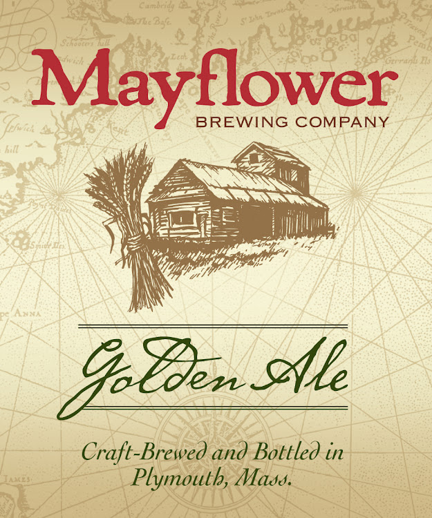 Logo of Mayflower Golden Ale