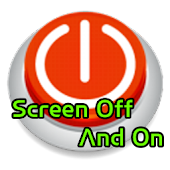 Screen Off and On