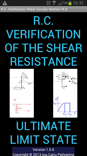 RC Verif. Shear Circular demo