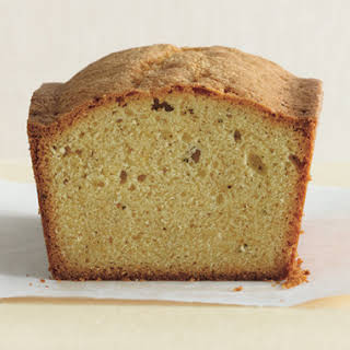 Brown Butter Pound Cake.