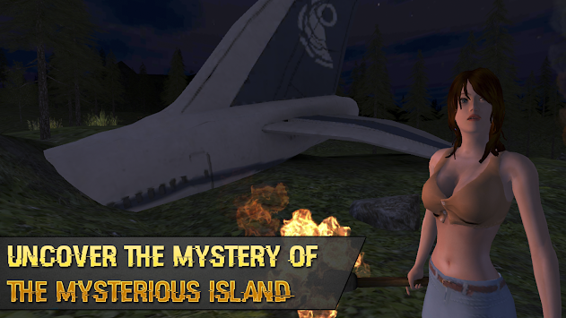 Girl Amazon Survival apk screenshot
