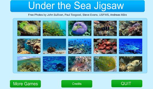 Under the Sea Jigsaw