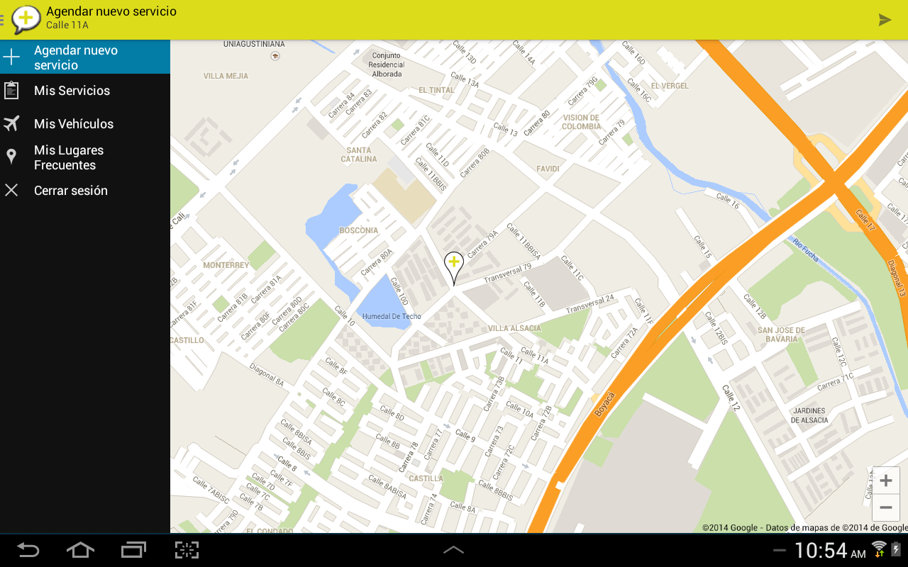 Ruta Plus- screenshot