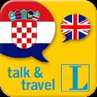 Croatian talk&travel icon