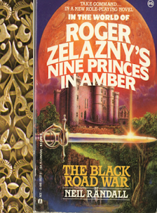 Nine Princes In Amber. Zelazny - screenshot thumbnail