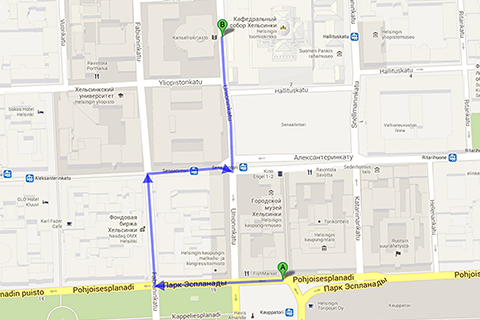 【免費旅遊App】Questown Хельсинки по городу-APP點子