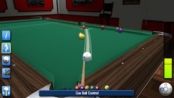 Screenshot of Pro Pool 2015