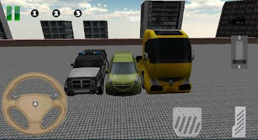 Screenshot of Parking 3D