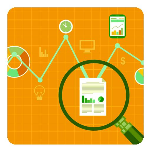Infographic Search LOGO-APP點子