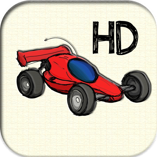 Booklet Race HD 街機 App LOGO-APP開箱王