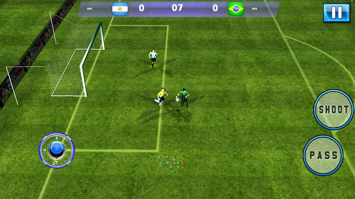 足球: Football Real Soccer