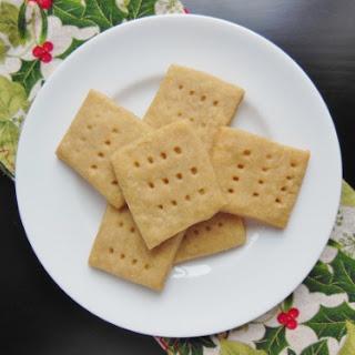 Nana's Shortbread Cookies.