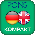 PONS CONCISE German>English logo