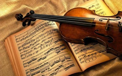 Annotation Violin Solo