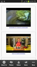 Cooking Artichokes Android Lifestyle