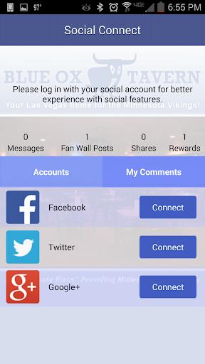 【免費商業App】Blue Ox Tavern-APP點子