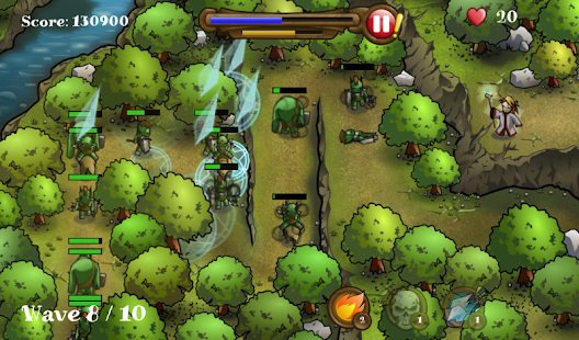 Magic Defenders - screenshot thumbnail