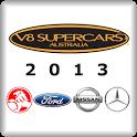 V8 Supercars Info icon