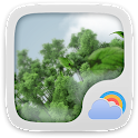 Windy Day Weather Widget Theme icon