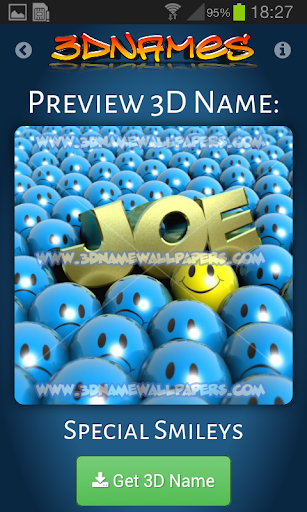 Download 3D Names for PC