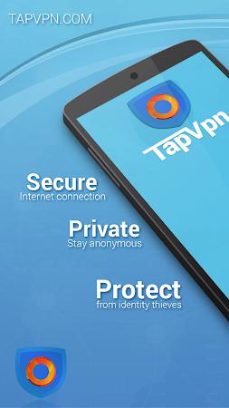 TapVPN Free VPN 0.7.27 screenshot 49749