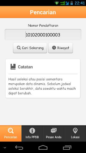 SIAP PPDB  screenshots 2