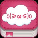 顔文字大辞典6000+ icon