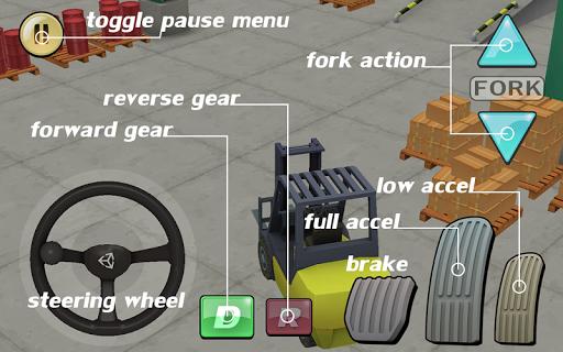 叉車 MINI 3D